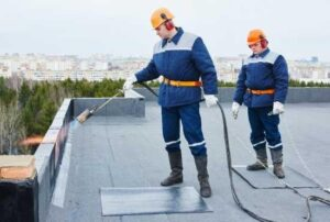 Commercial roofing contractor in Florence SC